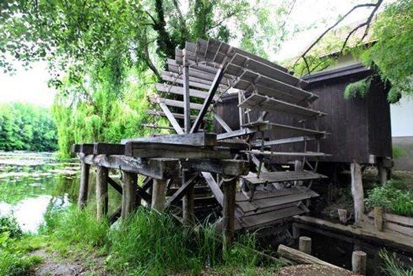 Vodný mlyn v Dunajskom Klátove.