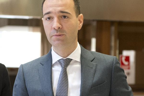 Minister zdravotníctva SR Tomáš Drucker.