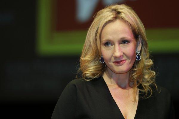 J. K. Rowlingová.