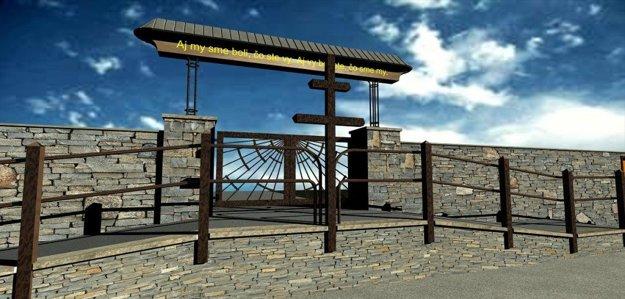 Cintorín bude mať bezbariérový vstup.