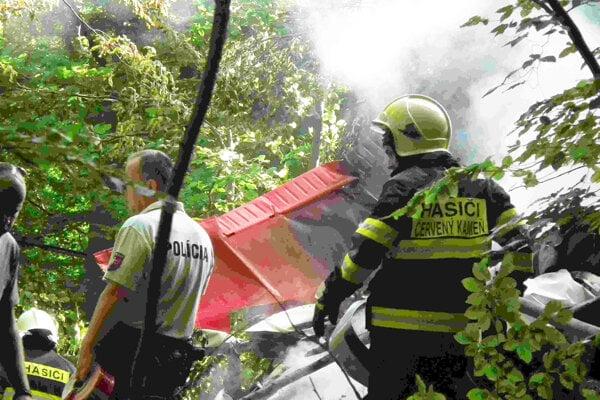 Ocenení boli aj červenokamenskí hasiči.