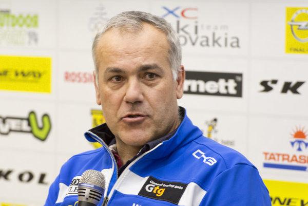 Ivan Iľanovský už nie je trénerom Petry Vlhovej.