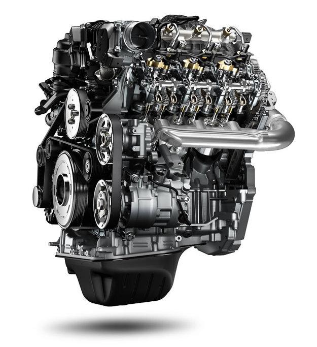 Novinkou pod kapotou Volkswagenu Amarok je vidlicový šesťvalec s objemom 3,0 l
