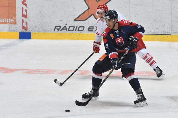 Christián Jaroš je najmladším Slovákom vo výbere tímu na majstrovstvá sveta.