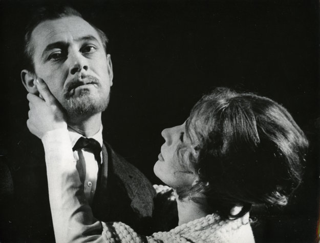 Ivanov (1961),Karol Machata(Ivanov),Mária Kráľovičová(AnnaPetrovna,Sára)