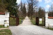 Žiarska historický Park Štefana Moysesa.