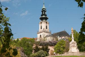 Nitriansky hrad priťahuje najväčšiu pozornosť turistov z cudziny.