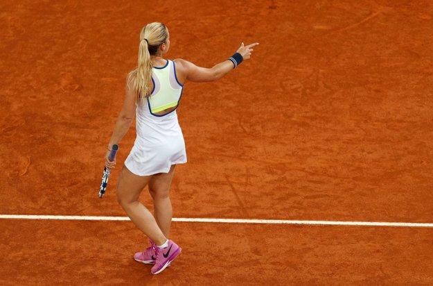 Cibulková prehrala dnes oba finálové sety.