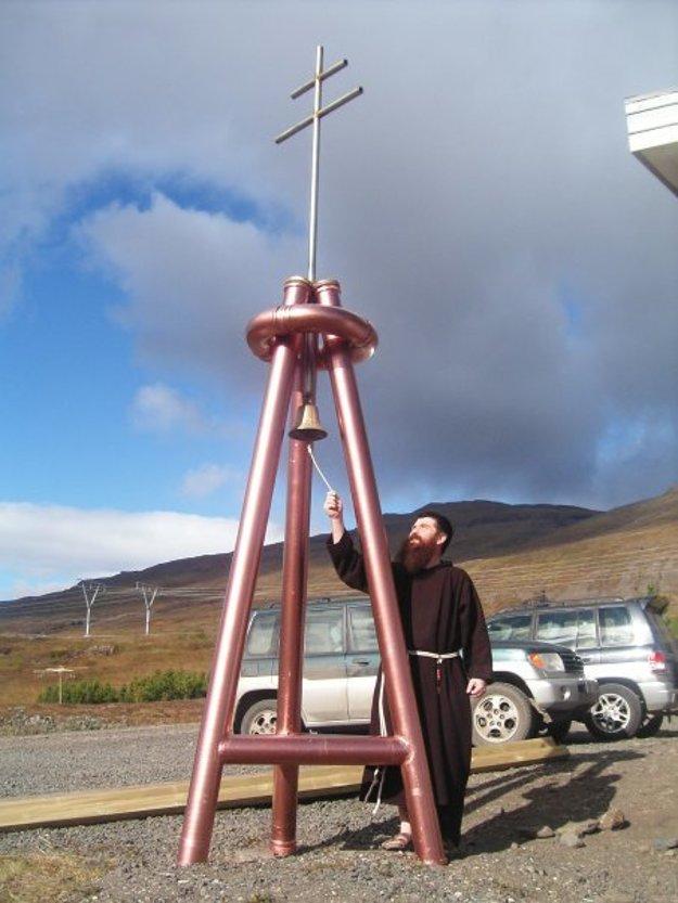 Dávid na Islande pôsobí už vyše desať rokov.