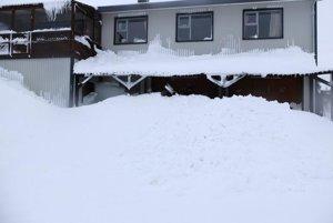 Takto vyzerá Dávidov príbytok na Islande.