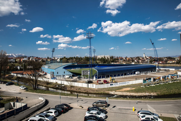 Národné tréningové centrum Poprad.