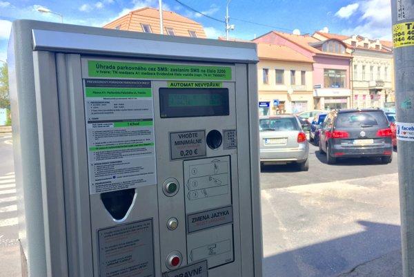 Konečná podoba parkovacej politiky bude známa na konci mája.