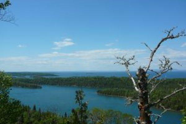 Jazero Superior.
