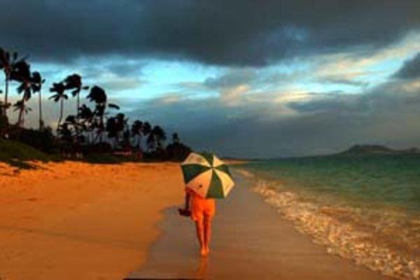 Havaj zatiaľ nepatrí medzi obvyklé destinácie Slovákov, ale aj to sa môže zmeniť.