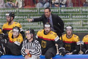 Nemecko na turnaji vedie bývalý hráč NHL Marco Sturm.