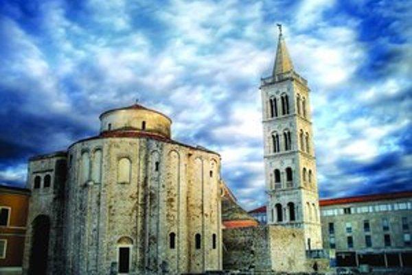 Kostol sv. Donáta.