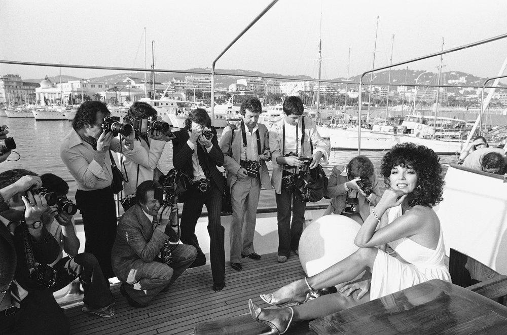 Joan Collinsová v roku 1979.
