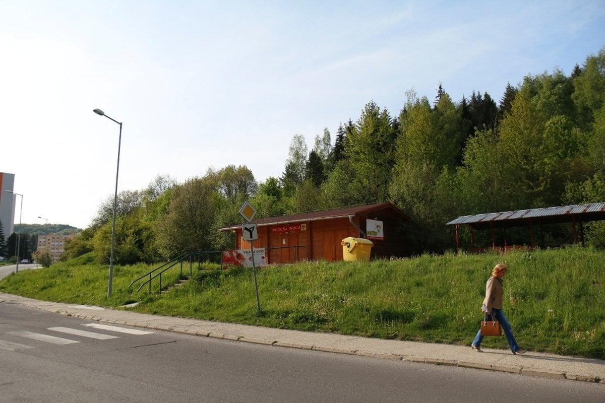V Handlovej chcú postaviť obchodné centrum - myhornanitra.sme.sk 3511045f709
