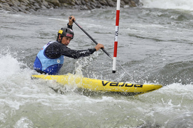 V prvej polovici kvalifikácie skončil najvyššie zo Slovákov Alexander Slafkovský.