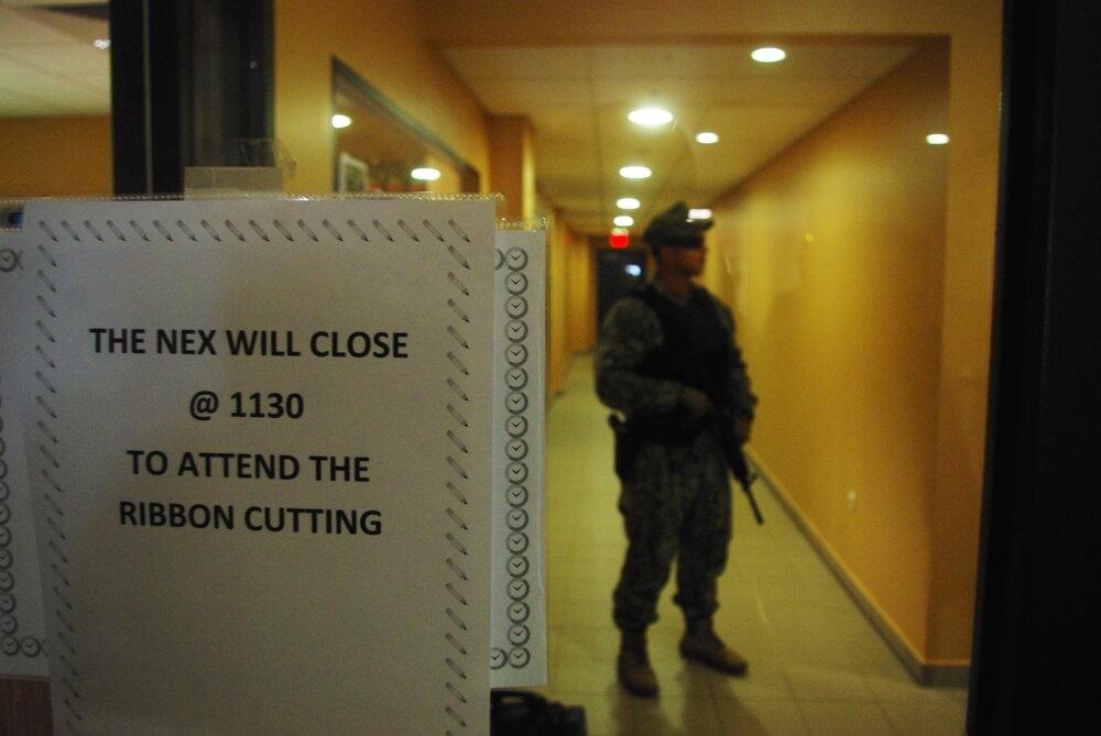 Základňu Deveselu dnes strážia Američania. Od júla prejde pod velenie NATO.