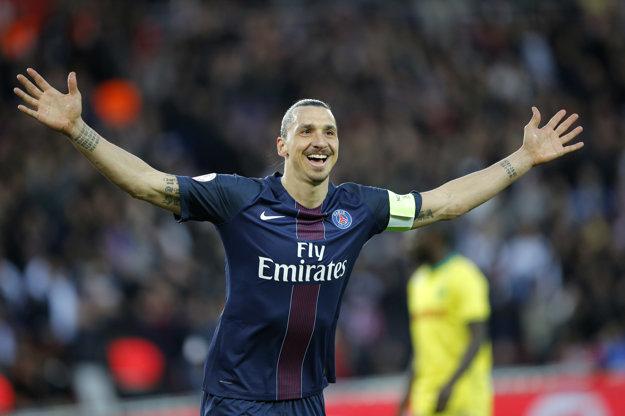 Zlatan sa s parížskymi divákmi lúčil rekordom.