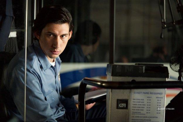 Hlavnú úlohu vo filme Paterson hrá Adam Driver.