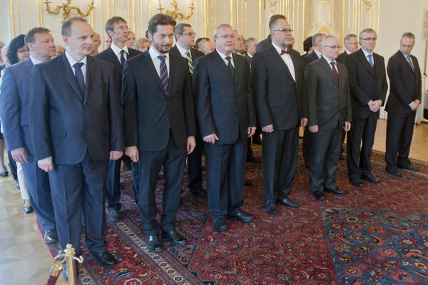 Prezident SR Andrej Kiska vymenoval profesorov vysokých škôl.