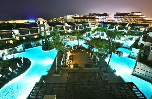 Záujem o Turecko začal po rozpačitom začiatku roka stúpať. Beach Resort&Spa Side.