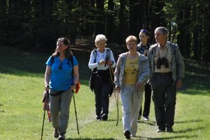 Turisti na Maguru spoločne vystúpili po desiaty raz.