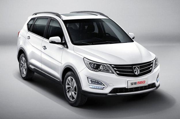 Baojun 560 dvíha v Číne predaje v segmente kompaktných crossoverov