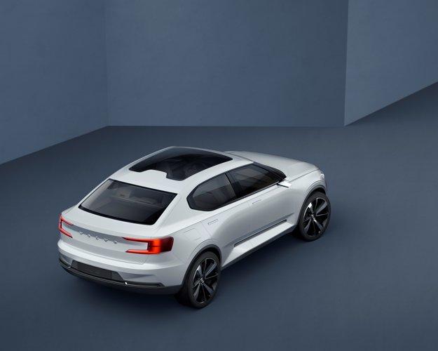 Volvo Concept 40.2 by mal predznamenávať príchod hatchbacku V40