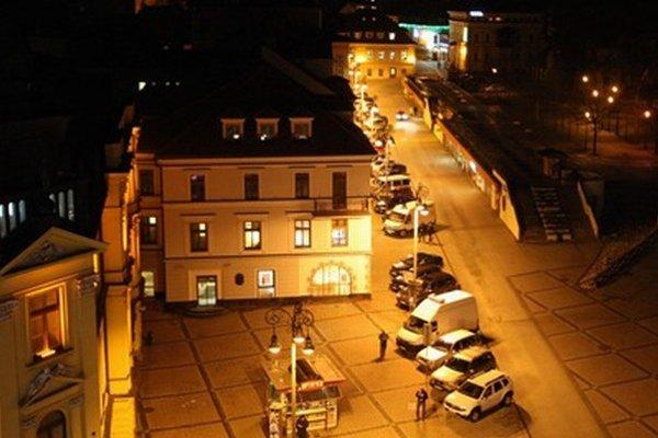 Nočná jazda Bystricou pre bývalú snúbenku určite príjemná nebola.