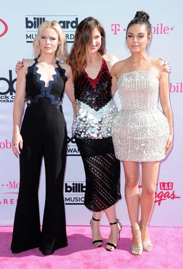 Kristen Bell, Kathryn Hahn, Mila Kunis