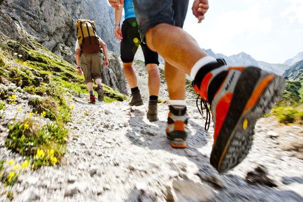 Výlety v Štajerských Alpách vyhľadávajú kvôli výhľadom aj menej fyzicky zdatní turisti.