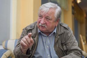 Exminister László Miklós (SMK).
