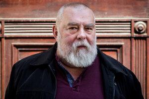 Vladimír Tomčík, historik, združenie Devínska brána