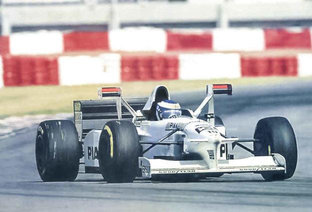 Tyrrell 25