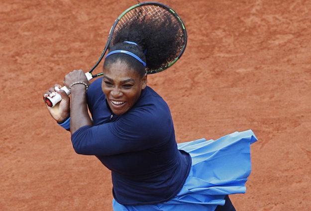 Serena odohrala s Bertensovou veľmi vyrovnaný zápas.