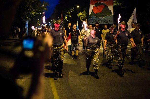 Trianon sa v Maďarsku dodnes chápe ako krivda spáchaná na maďarskom národe.