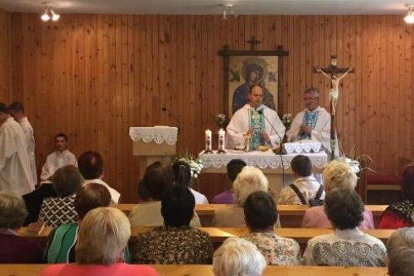 V jedinečnej kaplnke sa tak ako doteraz budú konať pravidelné sväté omše každý utorok o16.00 hod.