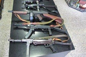 Na Slovensku sa uskutočnila od  1. decembra 2014 do 31. mája 2015 už tretia zbraňová amnestia.