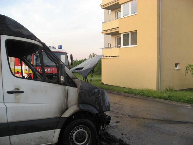 Škody vyčíslili na 45 tisíc eur.