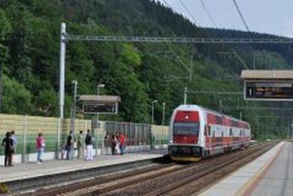 Modernizácia trate Žilina – Krásno nad Kysucou priniesla zvýšenie rýchlosti na 140 kilometrov za hodinu