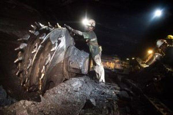 Ostravsko-karvinské doly budú prepúšťať. Dôvodom je pokles ťažby uhlia.
