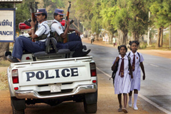 Desať rokov patrilo Kilinochchi Tamilom, ktorí v meste vytvorili aj vlastnú políciu či školy.