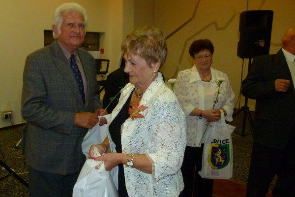Tento rok ocenili jubilantov. Zároveň členovia seniorskej organizácie oslávili 20. výročie jej vzniku.
