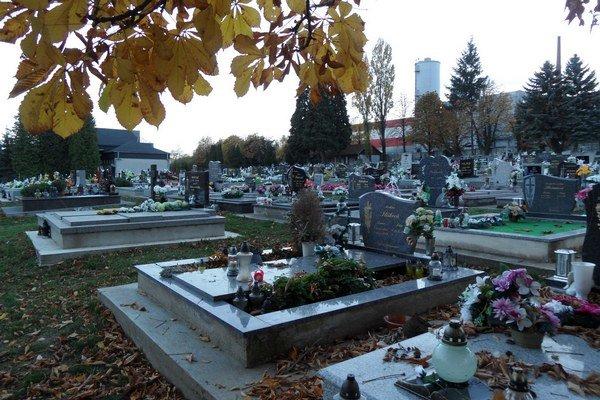 Pietne miesta navštevujú ľudia najmä v čase Pamiatky zosnulých. V tomto období sú viac vyhľadávané aj virtuálne cintoríny.