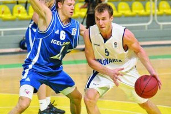 Najlepší strelec Slovenska Anton Gavel.