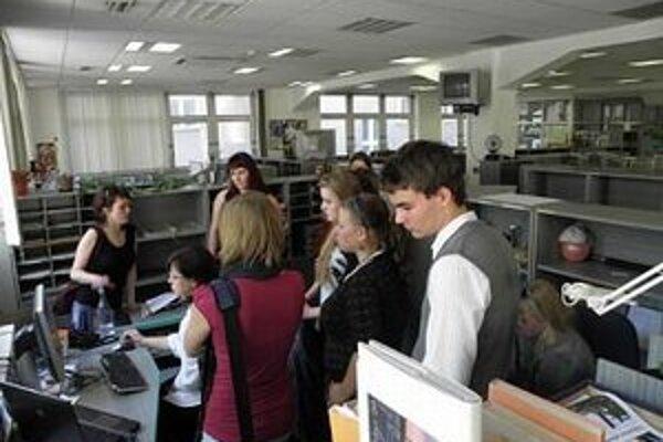 Na medzinárodnom stretnutí mladých žurnalistov v Poľsku bol aj čtudent levického gymnázia.