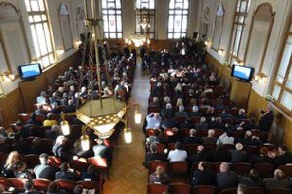 Nitriansky samosprávny kraj oslávil 10. výročie.